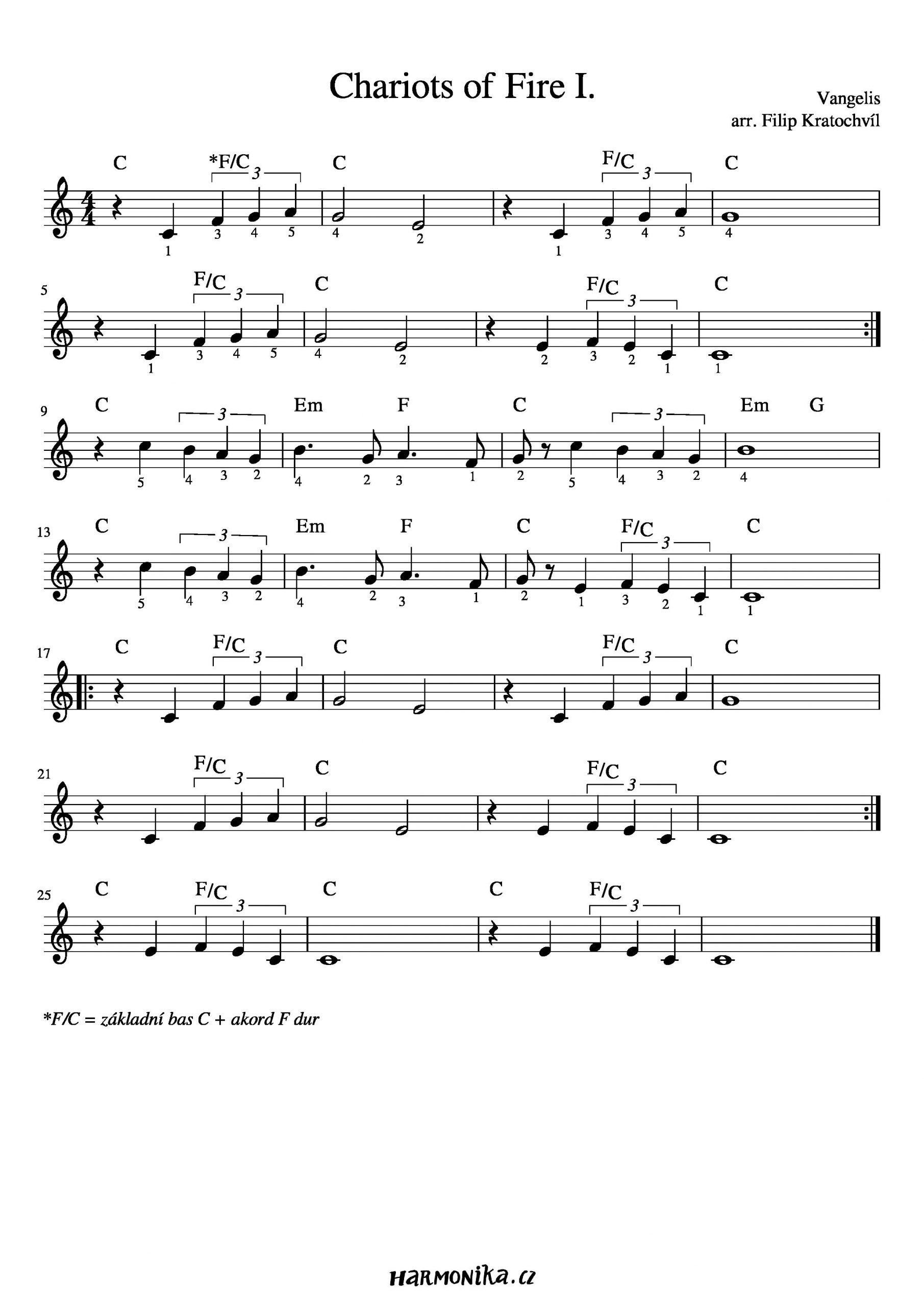 Chariots of Fire I - jednodušší verze-page-001