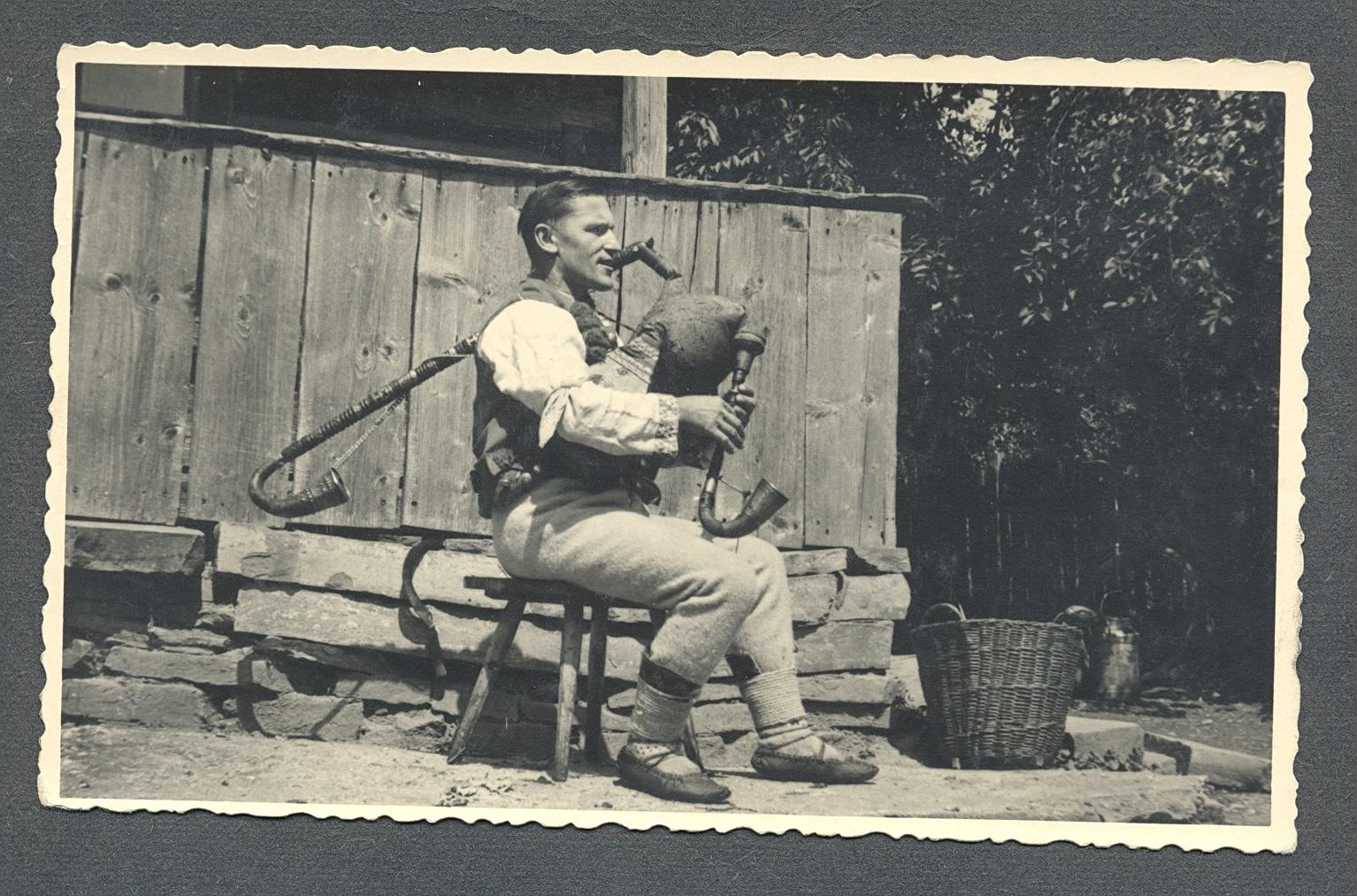 Dudák Zogata, Bukovec, r. 1950